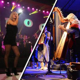 Alpestre recebeu projeto cultural com Orquestra de Teutônia e Grupo Os Gaudérios