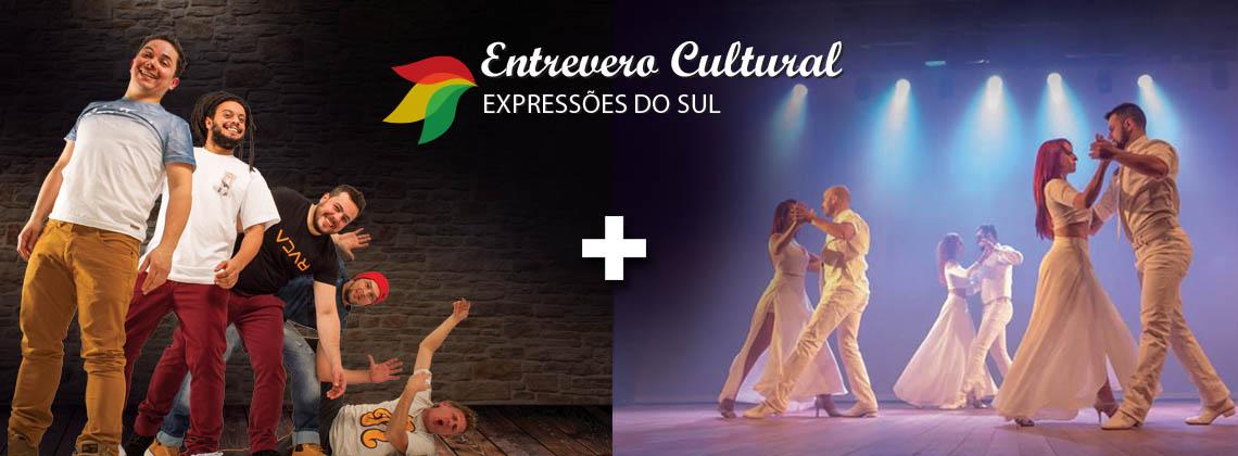 Entrevero Cultural - Expressões do Sul